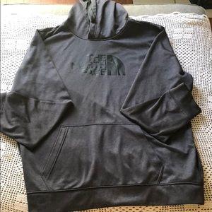 North Face Men's XL hoodie.  Excellent condition.